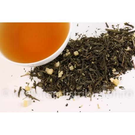 Ceai verde M51 Green tea Pina Colada Casa de Ceai