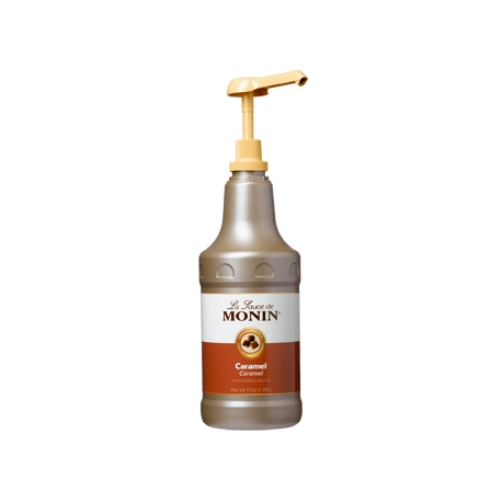 Topping MONIN Caramel 1.89L