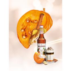 Sirop MONIN Dovleac picant - Pumpkin Spice