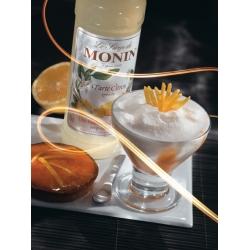 Sirop MONIN Placinta cu Lamaie – Lemon Pie