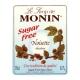Sirop Monin alune Hazelnut Sugar free