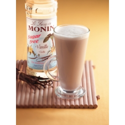 Sirop Monin Vanilla Sugar Free
