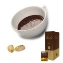 Ciocolata calda crema cu fistic