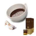 Ciocolata calda crema cu nugat