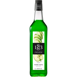 Sirop 1883 Mar Verde-Green Apple