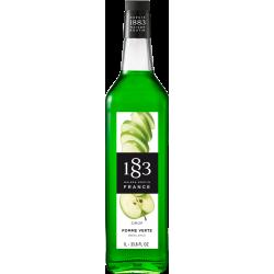 Sirop 1883 Mar Verde-Green Apple