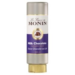 Topping ciocolata cu lapte MONIN