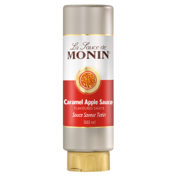 Topping caramel cu mere MONIN CARAMEL APPLE