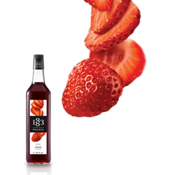 Sirop 1883 Capsuni - Strawberry