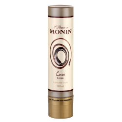 L'artiste Monin Topping ciocolata - dark chocolate