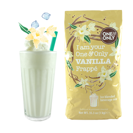 Vanilla Frappe One&Only 1 Kg