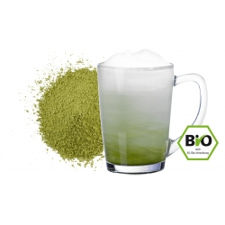 Matcha Latte Mix PURE TEA BIO 200gr.