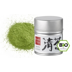Matcha Uji Hikari pure tea