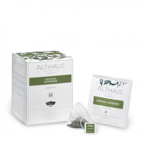Ceai verde Sencha Althaus Pyra Pack