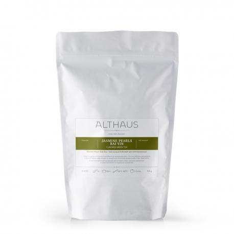 Ceai verde Althaus Jasmine Pearls Bai Yin Loose Tea