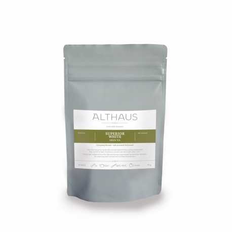 Ceai verde Althaus Superior White Loose Tea