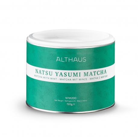 Matcha Chai Natsu Yasumi