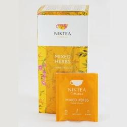 Ceai de plante MIXED HERBS - Niktea