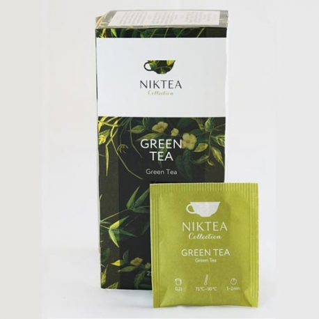 Ceai verde GREEN TEA - Niktea