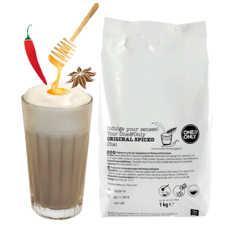 Spiced Chai One&Only Original 1Kg