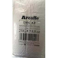 Cafea macinata Arcaffe Decaf 250 gr