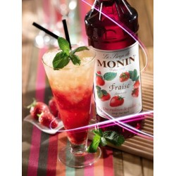 Sirop STRAWBERRY - CAPSUNI