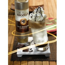 Topping ciocolata - dark chocolate MONIN