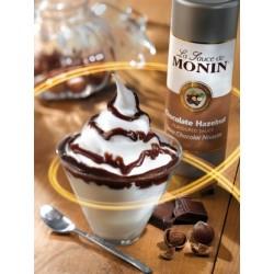 topping ciocolata cu alune