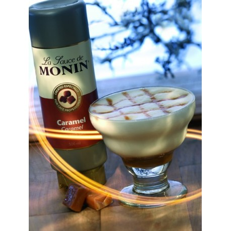 Topping caramel MONIN