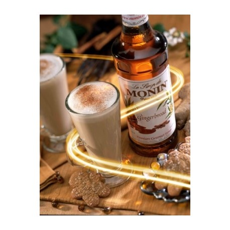 Sirop GINGERBREAD - TURTA DULCE