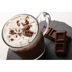 Ciocolata calda neagra 30gr.  Antico Eremo