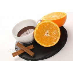 Ciocolata calda portocala si scortisoara Antico Eremo