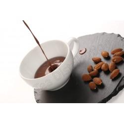 ciocolata calda cu migdale Antico Eremo