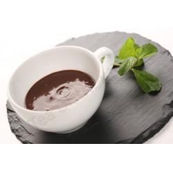 ciocolata calda cu menta Antico Eremo