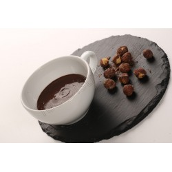 ciocolata calda cu alune de munte  Antico Eremo