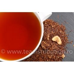 Ceai rooibos M84 Rooibos Strawberry Banana Casa de Ceai