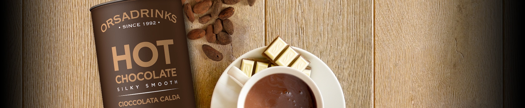 Ciocolata calda crema